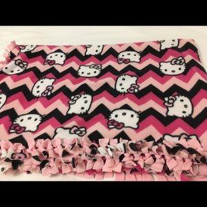 Hello Kitty Handmade Blanket